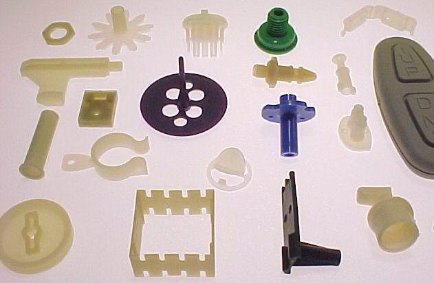 Company creating custom plastic injection molds